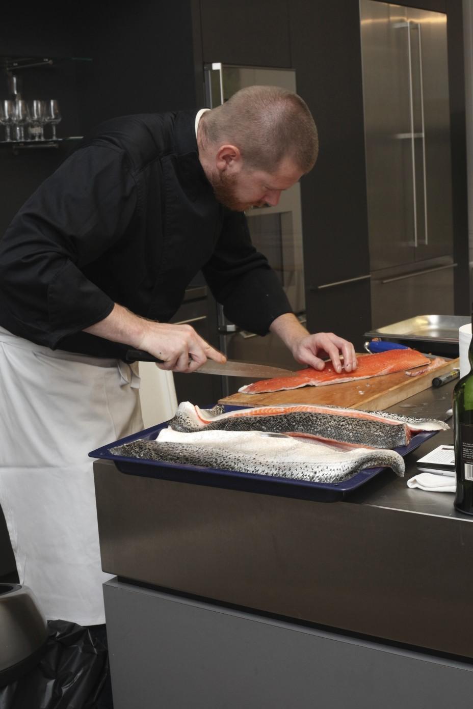 Interview jon irwin chef anglais du alain milliat - Chef de cuisine en anglais ...