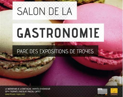 Les rendez vous de la semaine du 5 au 11 novembre 2012 for Salon gastronomie troyes