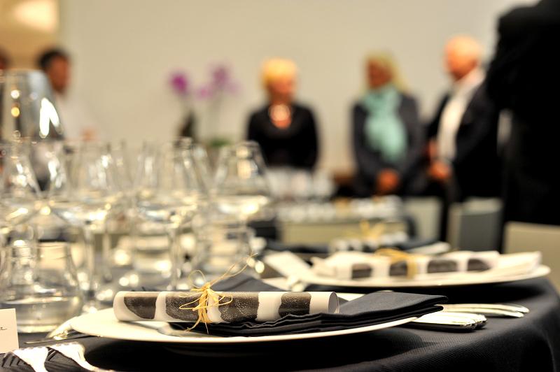 lart de recevoir leon 1 le dressage de la table - Dressage De Table A La Francaise