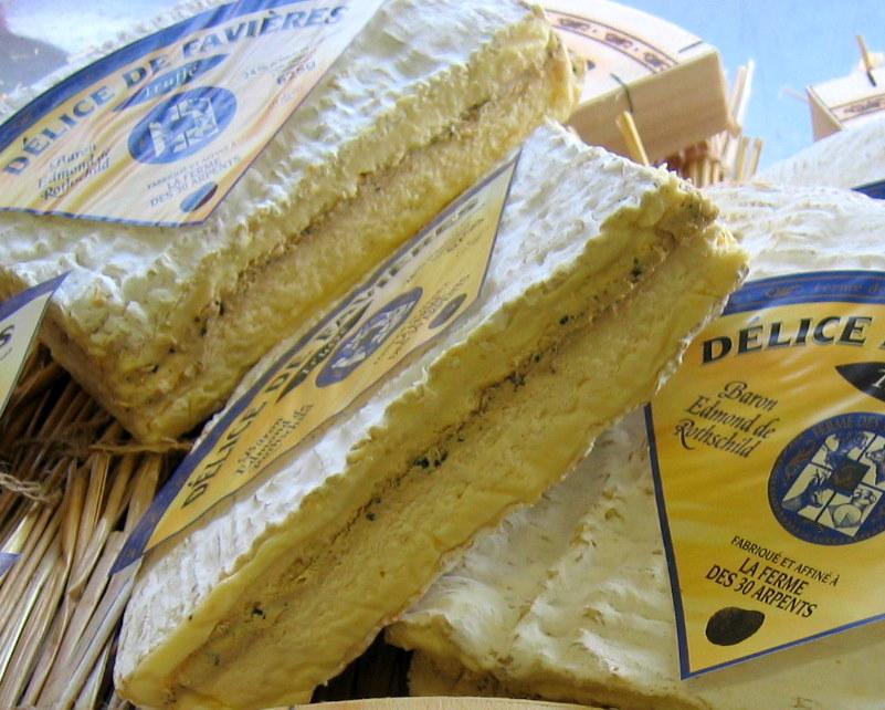 Le coup de cœur de la semaine : le Brie du Domaine des Trente Arpents