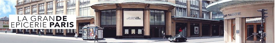 Le coup de cœur de la semaine : la Grande Epicerie de Paris