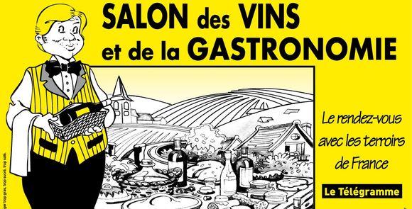 (c) Salon des Vins et de la Gastronomie