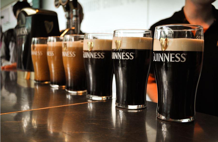 Le coup de cœur de la semaine : la Guinness