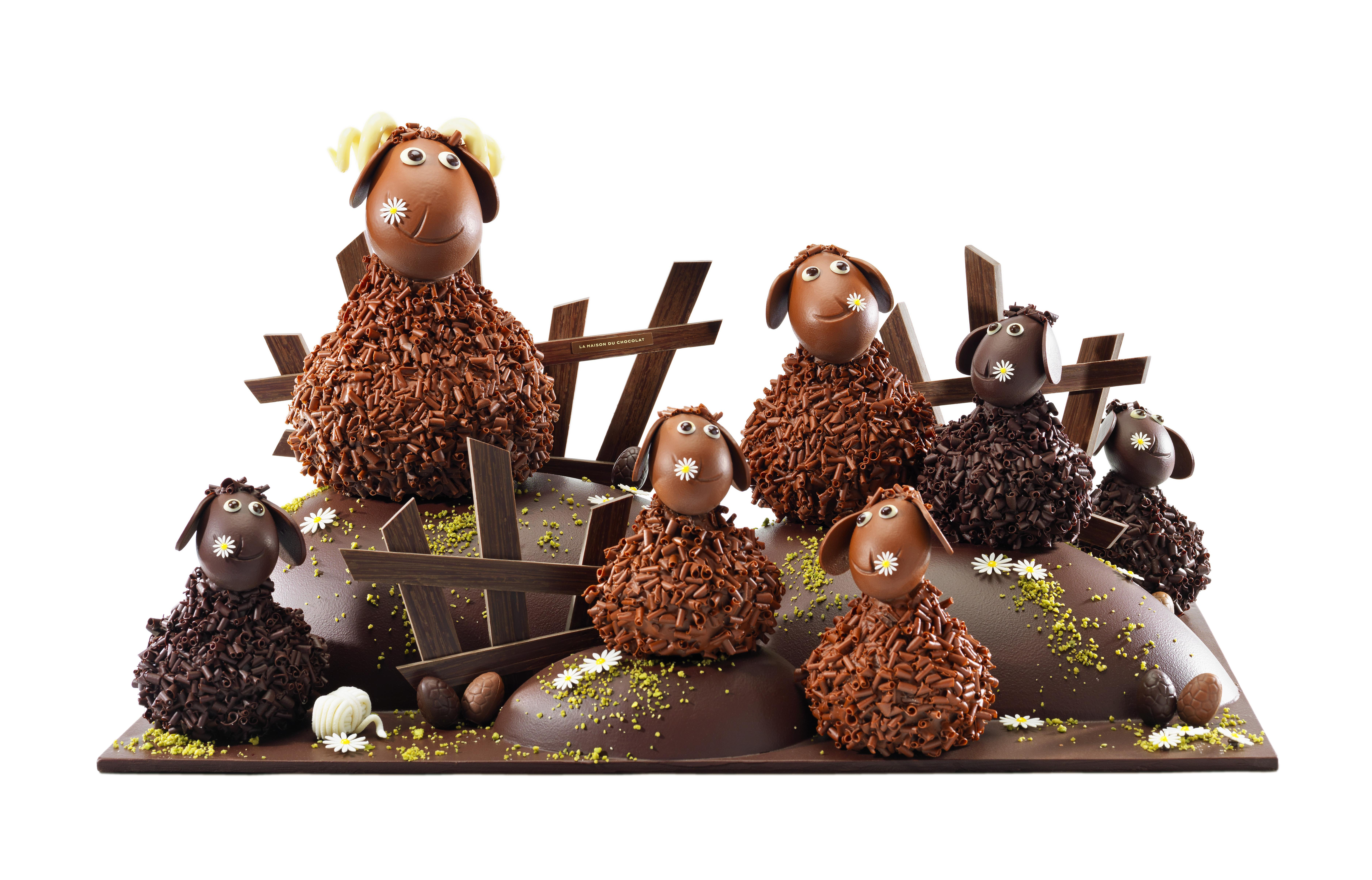 Le coup de c ur de la semaine la maison du chocolat le for 7 a la maison personnage