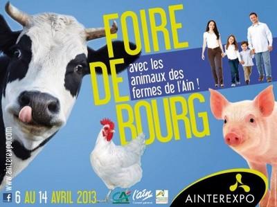 (c) Foire de Bourg en Bresse