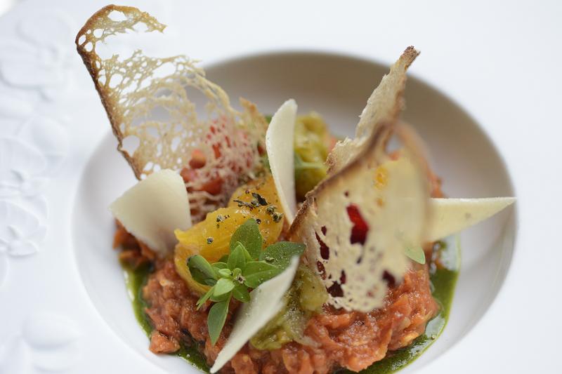 La recette du jeudi : Soupe champêtre dite Papa de tomates goûteuses