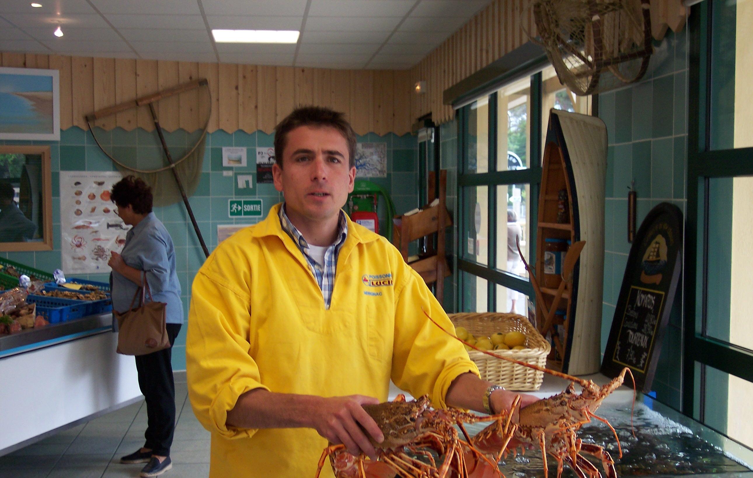 Patrice Lucine : « Chaque secteur de pêche a son produit phare. »
