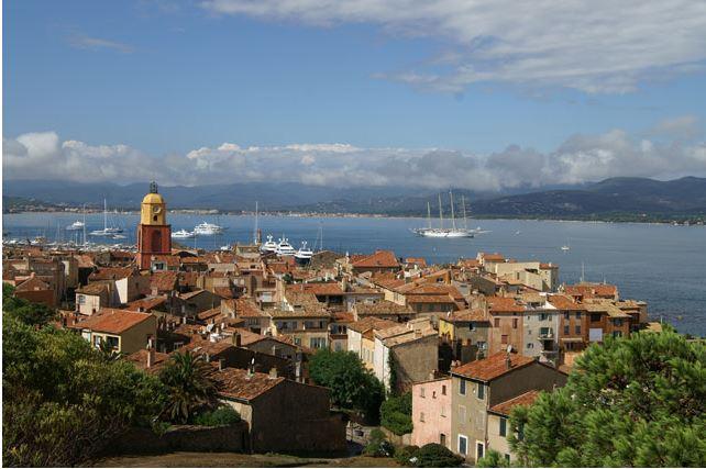 (c) Ville de Saint Tropez