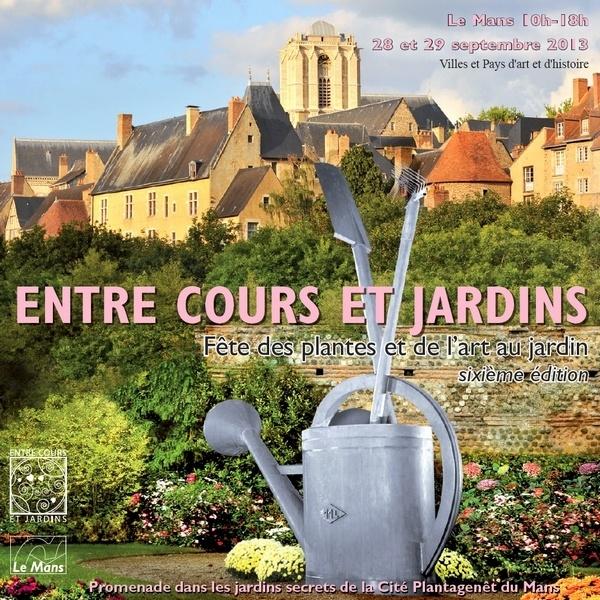 (c) Entre Cours & Jardins