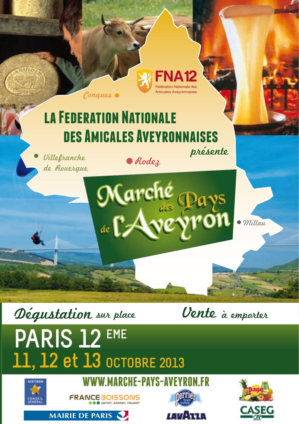 (c) Marché de l'Aveyron