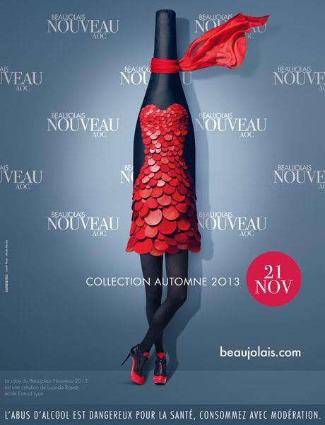 (c) Beaujolais