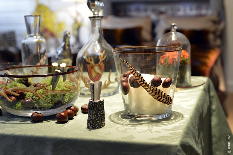 R trospective les rendez vous des arts culinaires for Decoration maison chasse