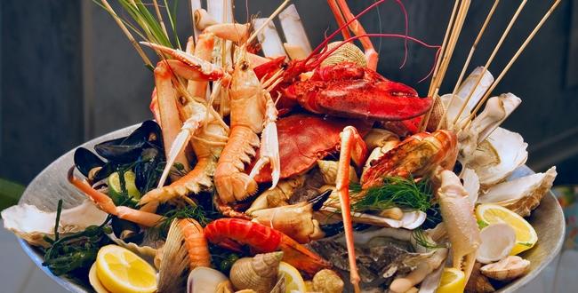 Histoire de fruits de mer et de mois en «R»