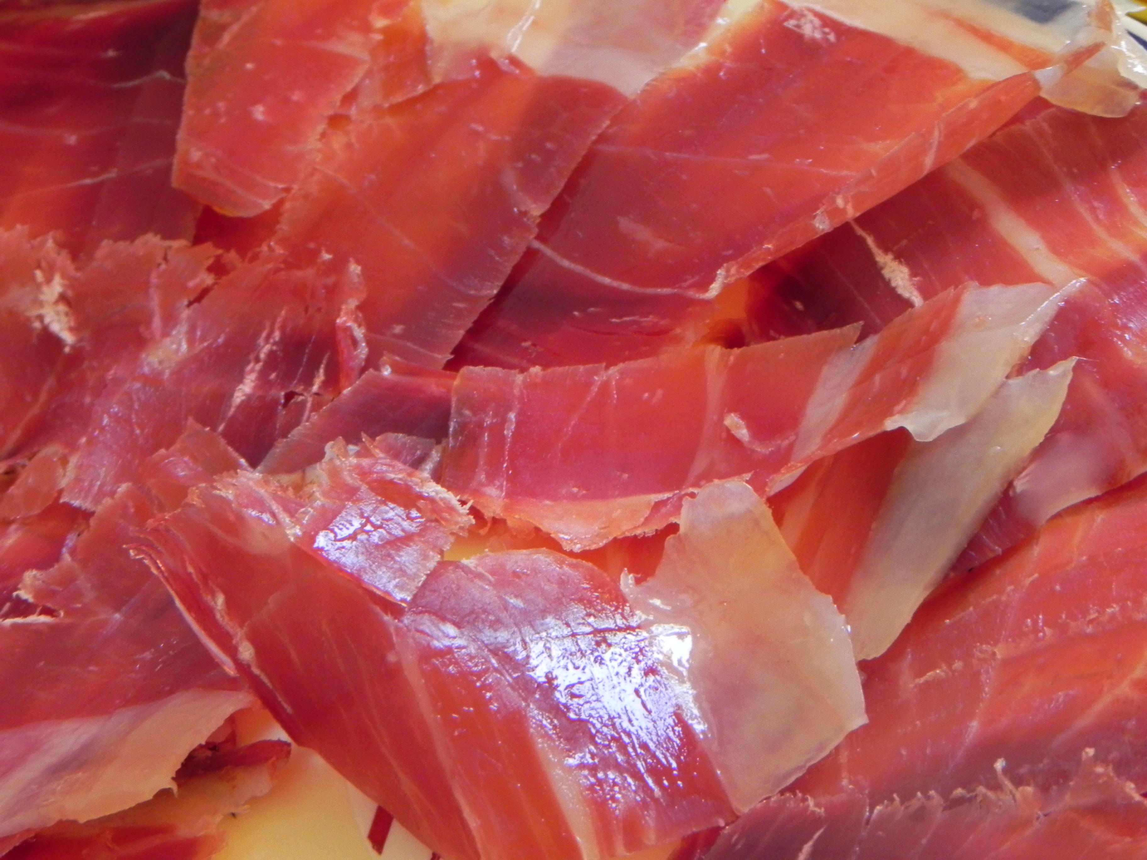 Le coup de cœur de la semaine : le jambon ibérique