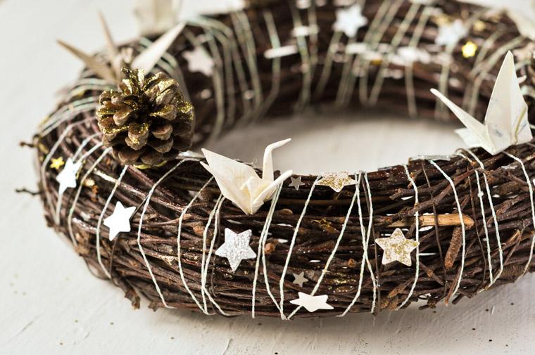 Traditions et superstitions de no l le rendez vous des arts culinaires - Diy couronne de noel ...