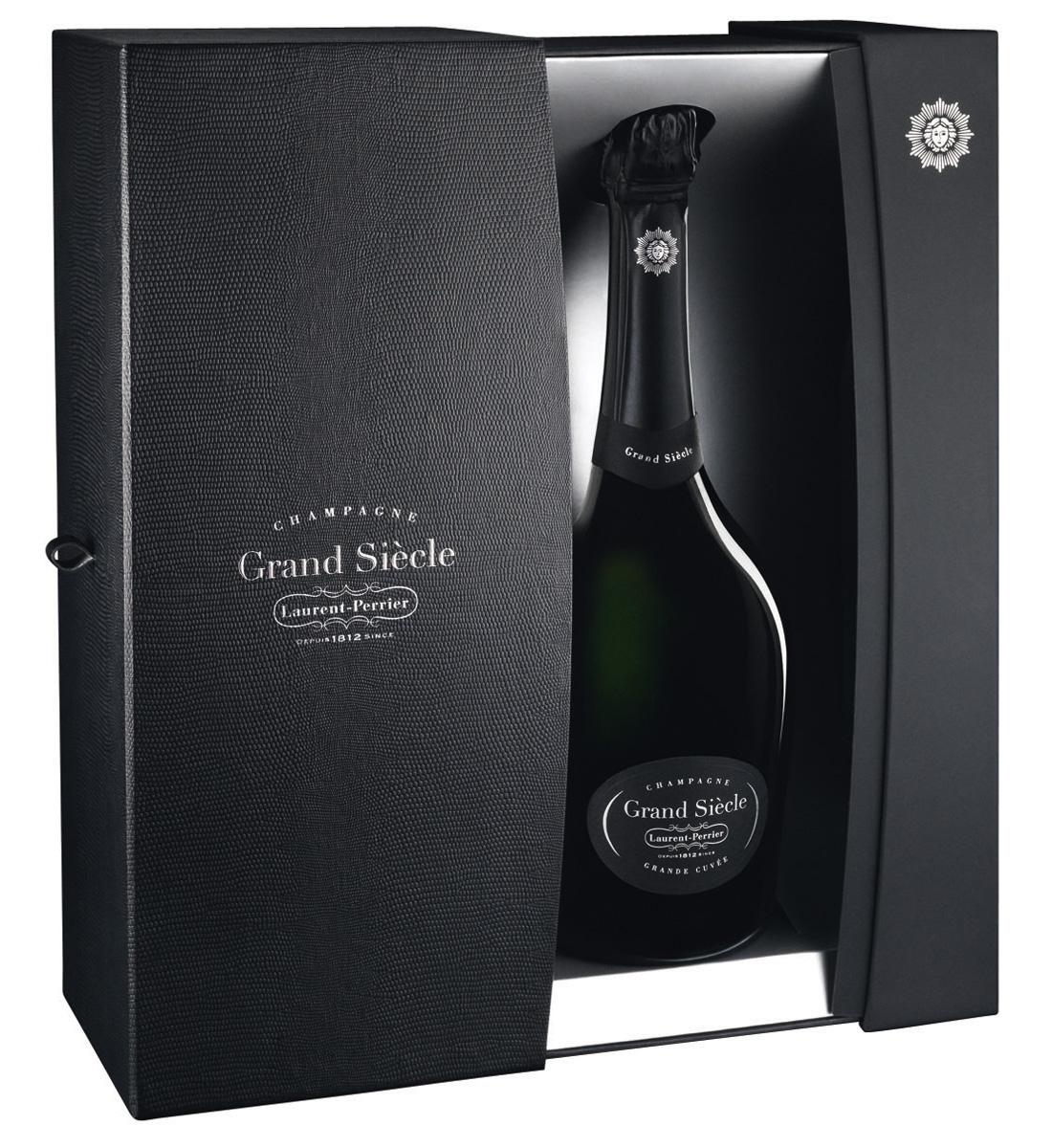 Le coup de cœur de la semaine : le champagne Laurent-Perrier Grand Siècle