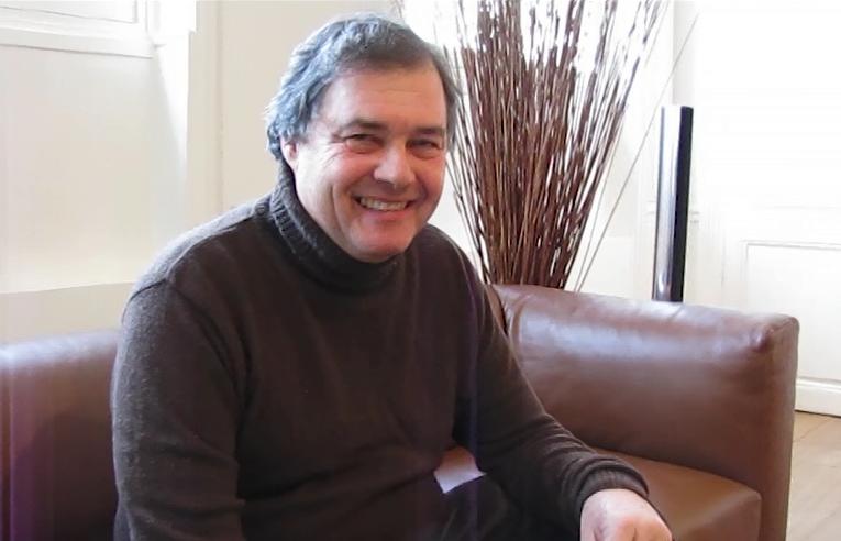 Joël Thiébault : «En tant que maraîcher, j'essaie de comprendre les textures et les saveurs des légumes.»