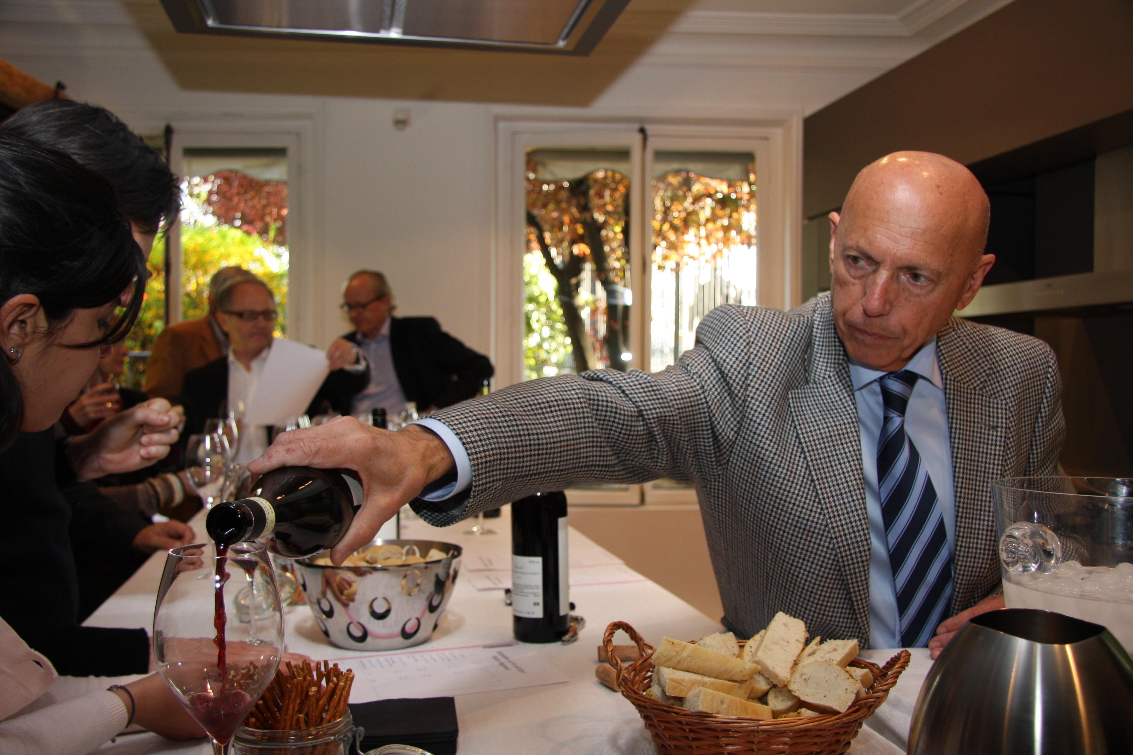 Roger Roig ou la découverte de somptueux vins italiens !