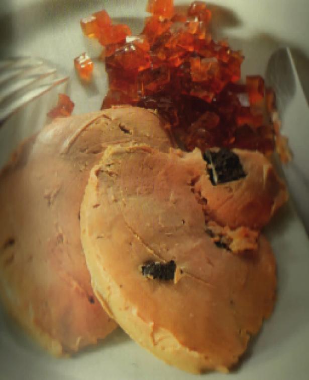 La recette du jeudi : terrine de foie gras truffée