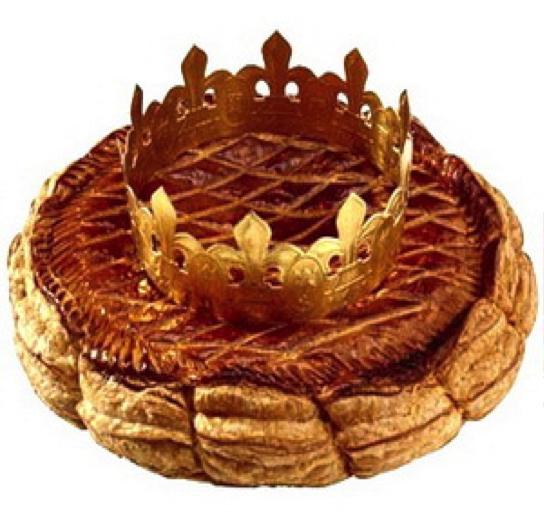 Galette des Rois Pommes Cannelle